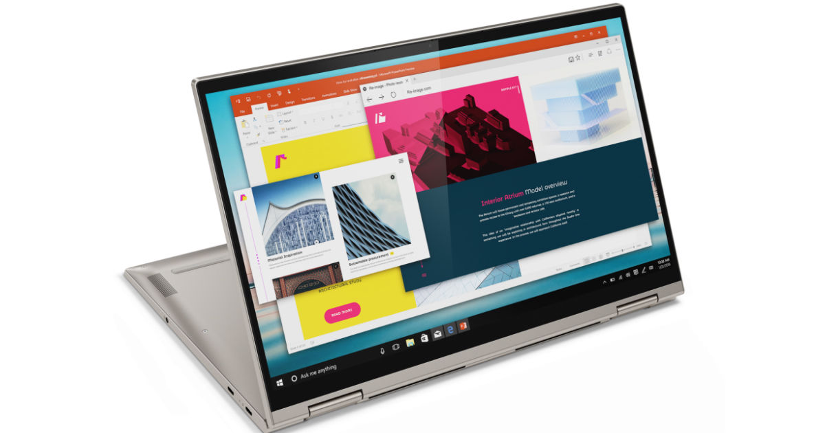 IFA 2019: Lenovo Yoga C940, Yoga S740, Yoga C740, and Yoga