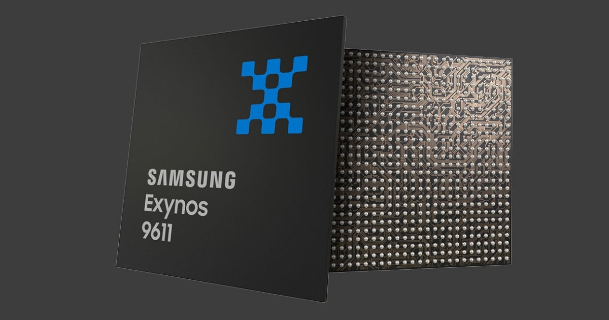 EXynos processor in m30s
