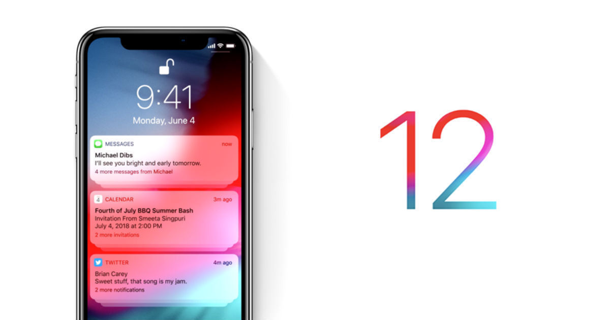 Apple stops authorising iOS 12 4 update code that