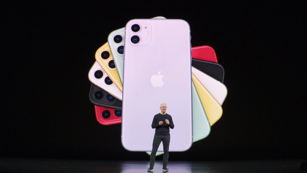 iPhone 11 has a better chipset