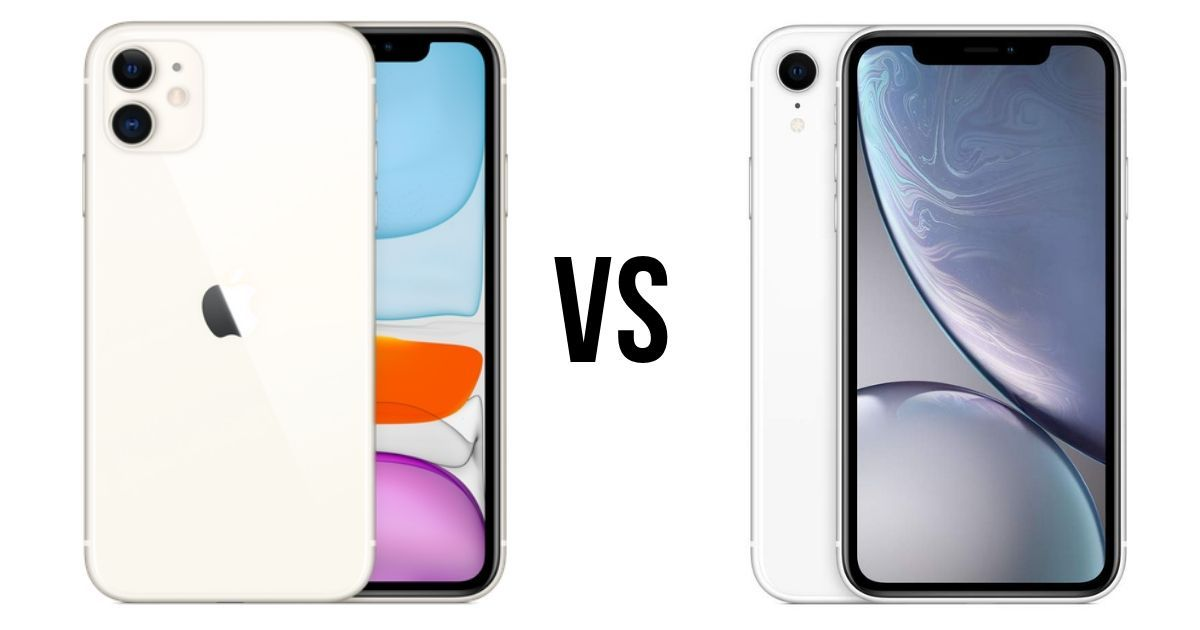 iPhone 11 vs iPhone XR: here are all the differences ...
