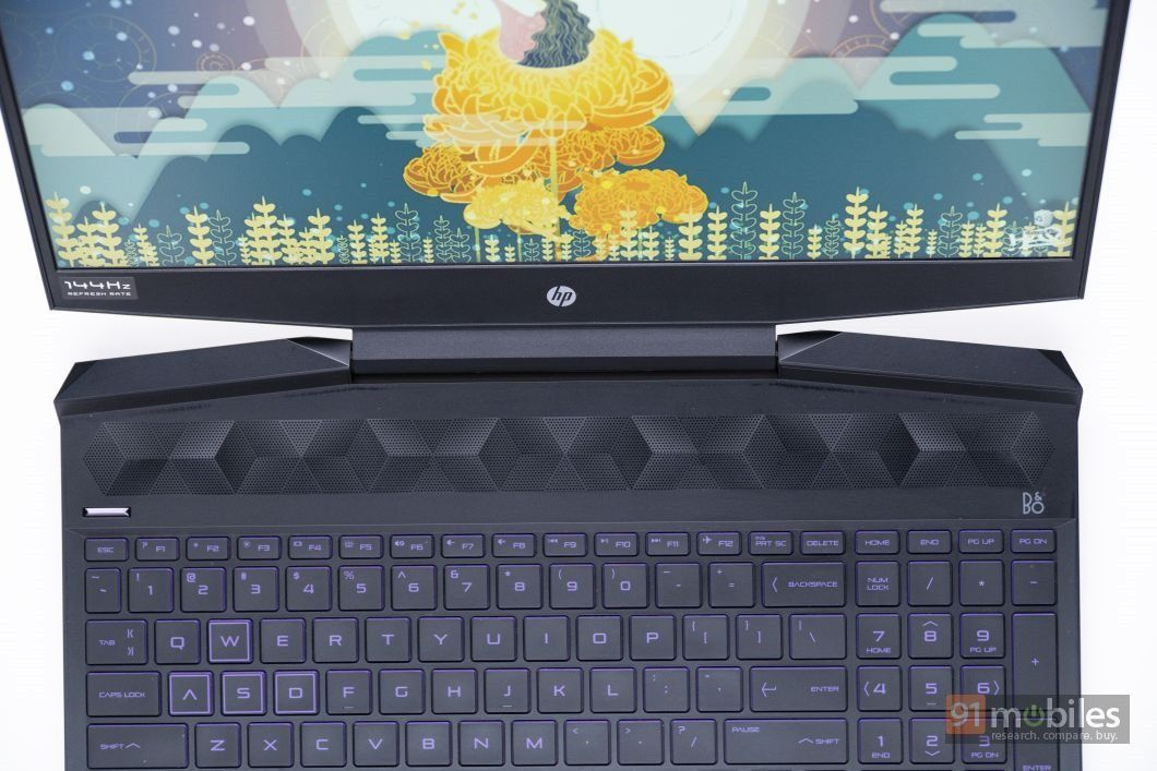 HP Pavilion Gaming review - 91mobiles 15