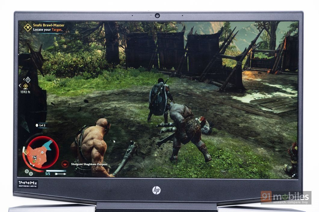 HP Pavilion Gaming review - 91mobiles 16