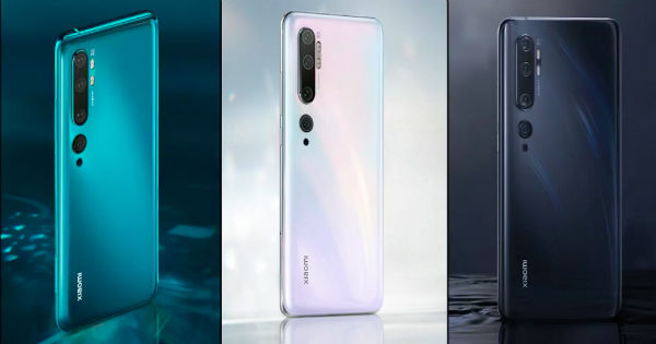 Mi Note 10 India launch teased by Xiaomi, brings 108MP penta ...