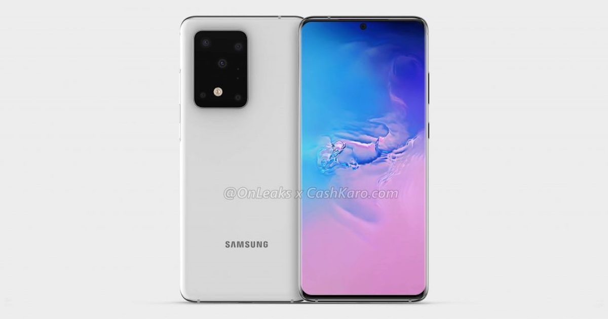 Galaxy S20 Might Be The Name Of Samsung S Next Flagship Not Galaxy S11 91mobiles Com