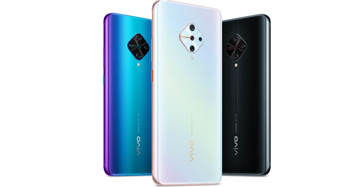 Vivo S1 Pro With Quad Cameras 4 500mah Battery Launched In India Price Specifications 91mobiles Com