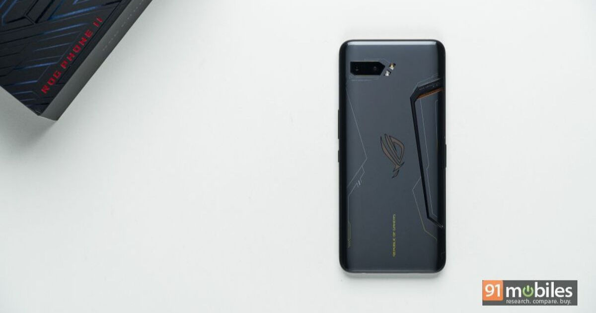 ASUS ROG Phone 2 out of stock