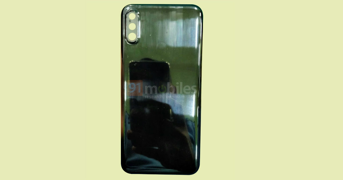 Exclusive Samsung Galaxy A11 Rear Panel Image Leak Confirms Triple Rear Camera Setup 91mobiles Com