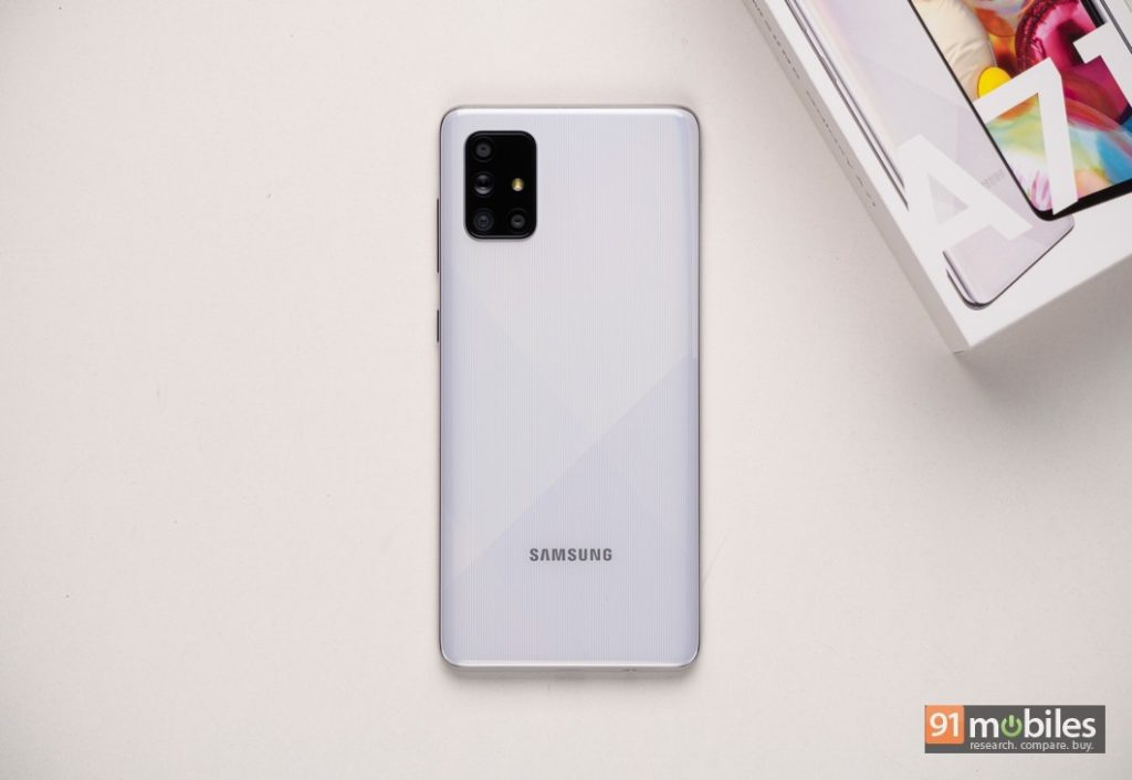 Samsung Galaxy A71 and Galaxy A51 prices slashed in India officially