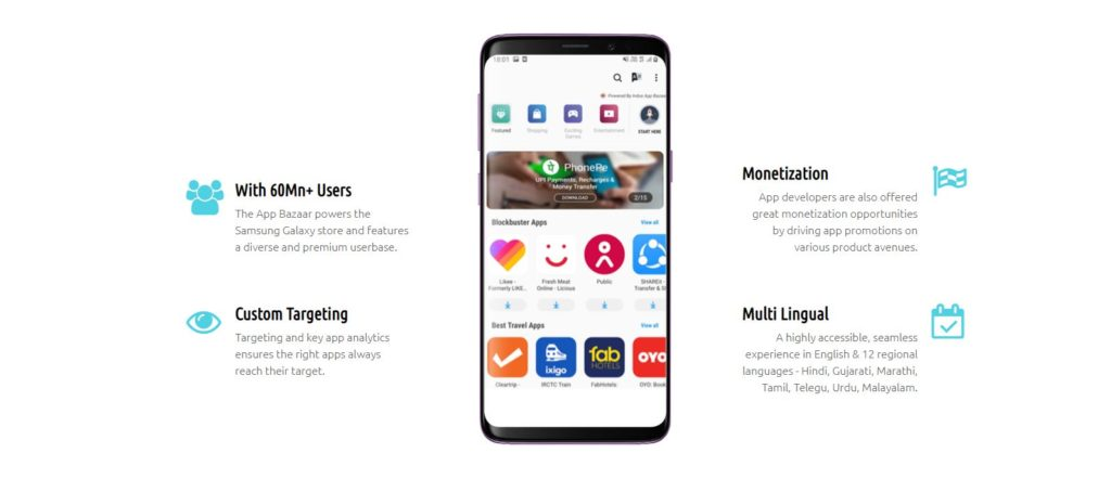 Huawei reportedly considering IndusOS AppBazaar as Google Play Store  alternative in India | 91mobiles.com