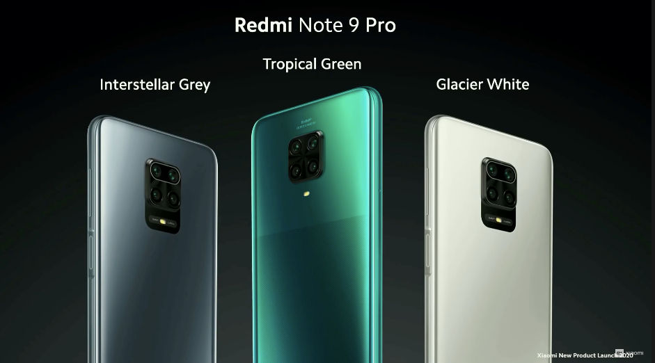 Redmi Note 9 and Note 9 Pro launched globally with quad cameras ...