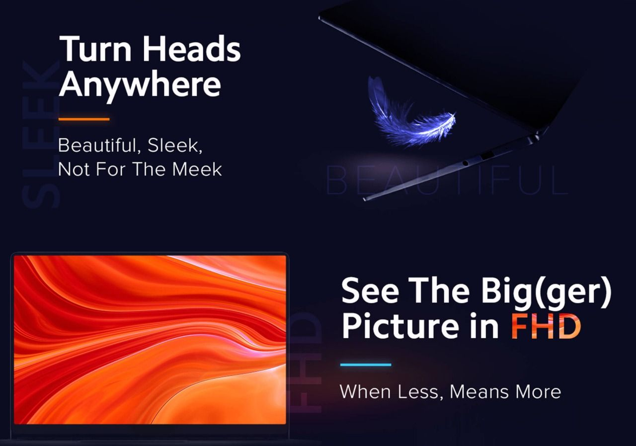RedmiBook 13 India launch date teaser 2