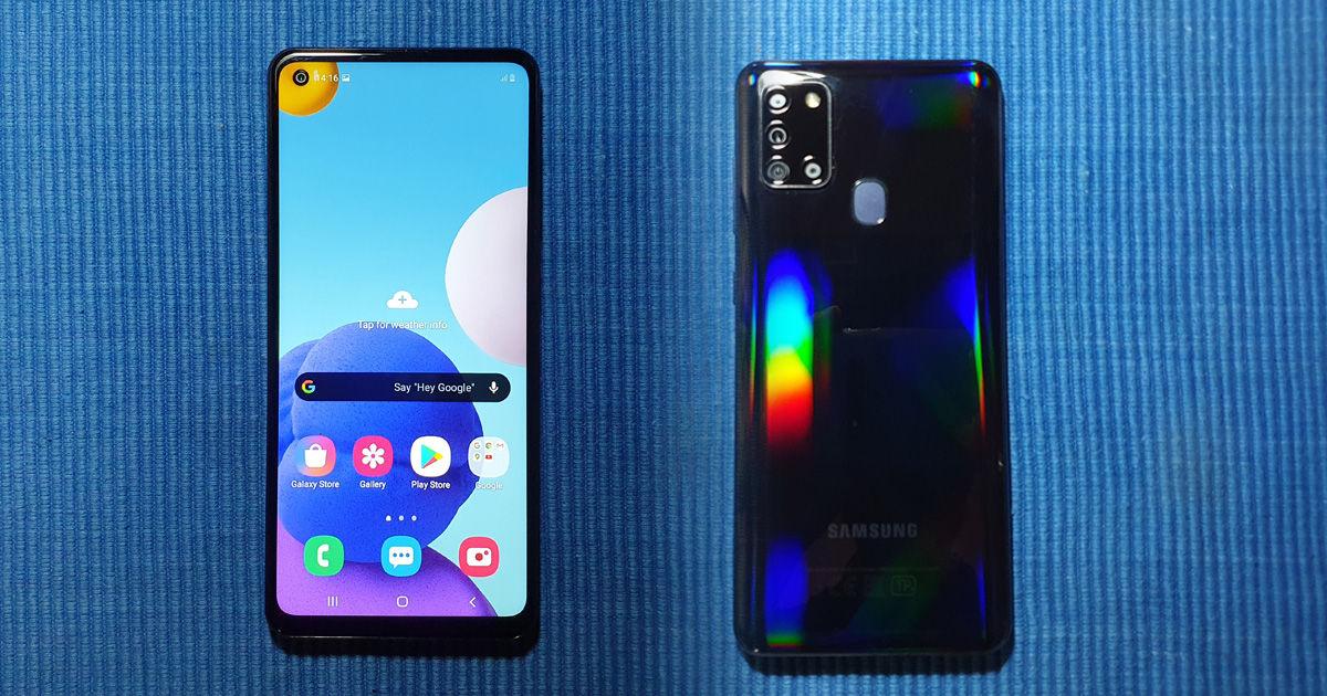 Samsung Galaxy A21s Review 91mobiles Com