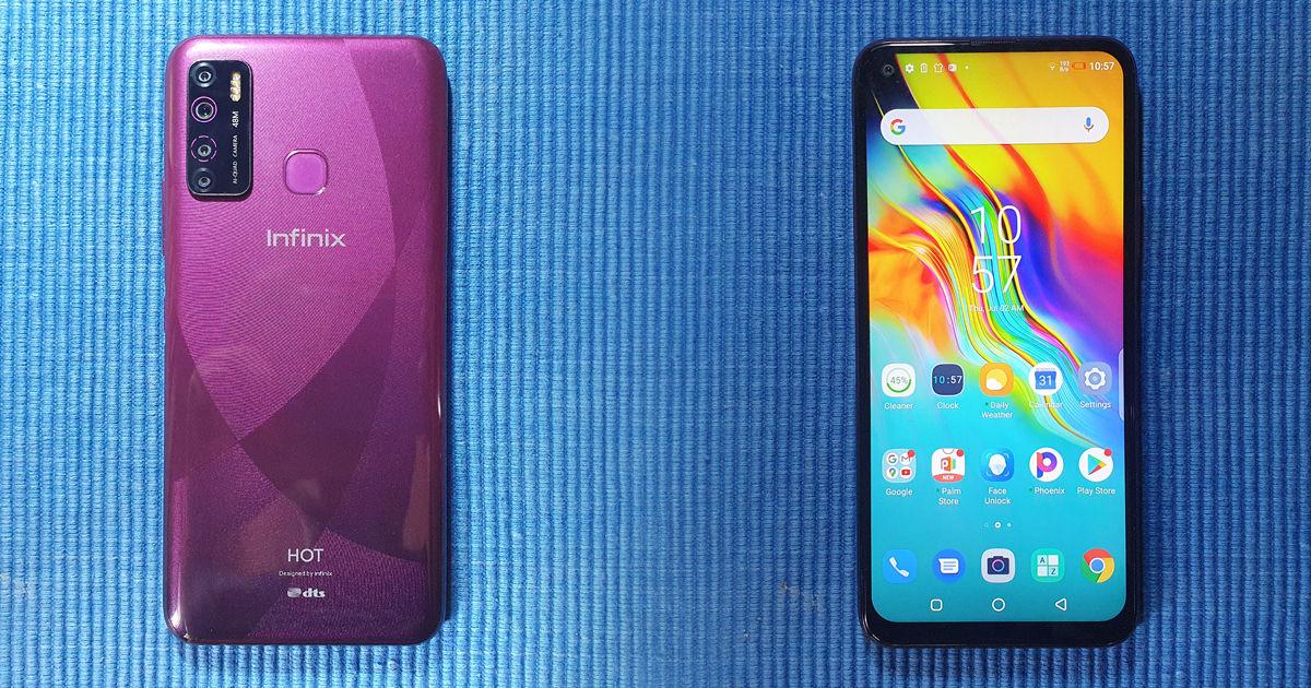 Infinix Hot 9 Smartphone