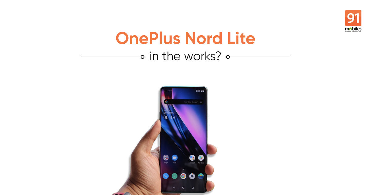 OnePlus smartphone with Snapdragon 690 spotted, is it the OnePlus Nord Lite?