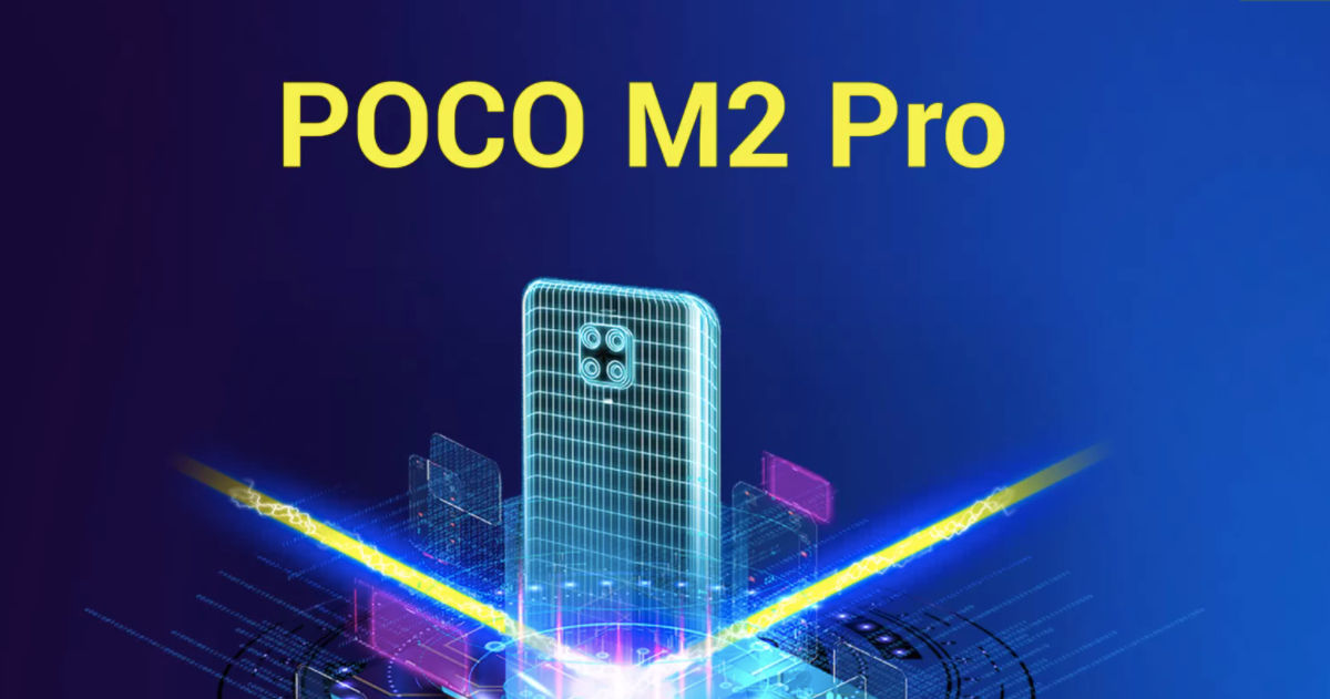 POCO M2 Pro可能是该Redmi智能手机的更名