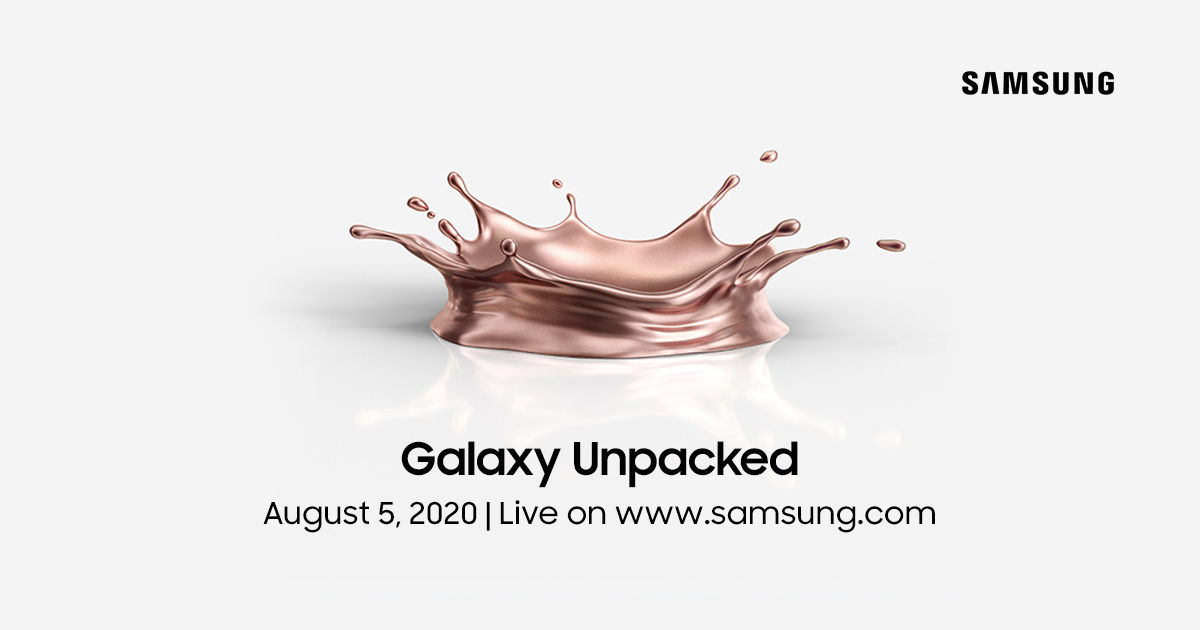 Samsung Galaxy Unpacked 2020 Webcast: The Power phone is coming