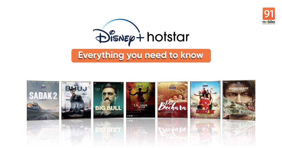 Disney Plus Hotstar Plans India 2020 Premium Vs Vip Price Validity Jio And Airtel Bundled Plans 91mobiles Com