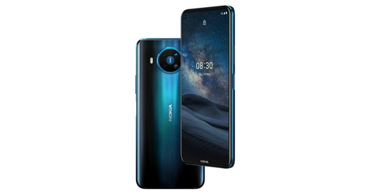 nokia 8 3 image - HP Terbaru yang Rencana Akan Rilis November 2020