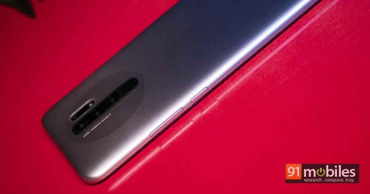Redmi 9 Prime colours