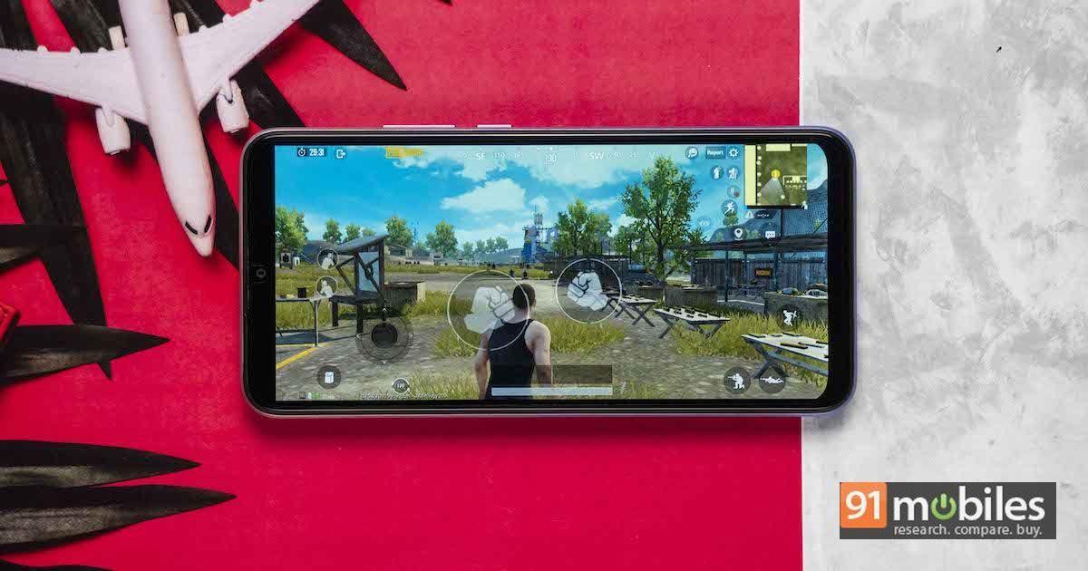 Redmi 9 Prime gaming performance
