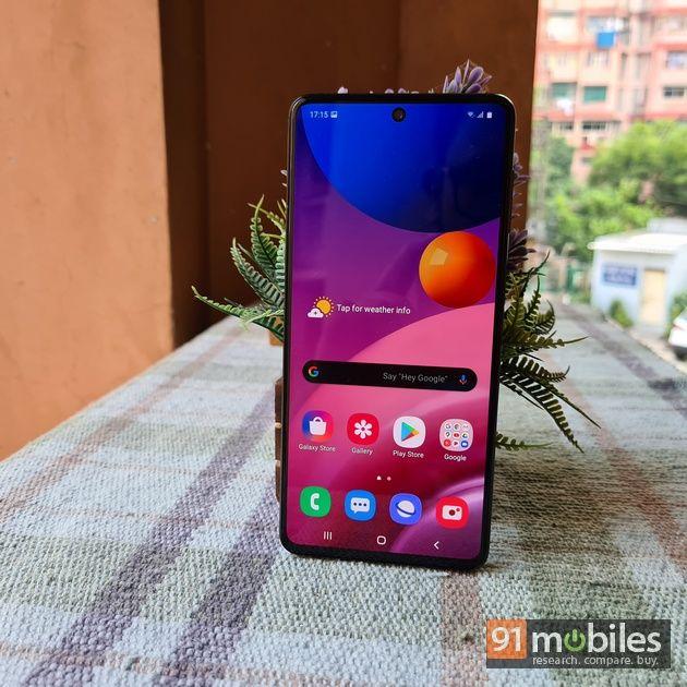 Samsung Galaxy M51 Review 91mobiles Com