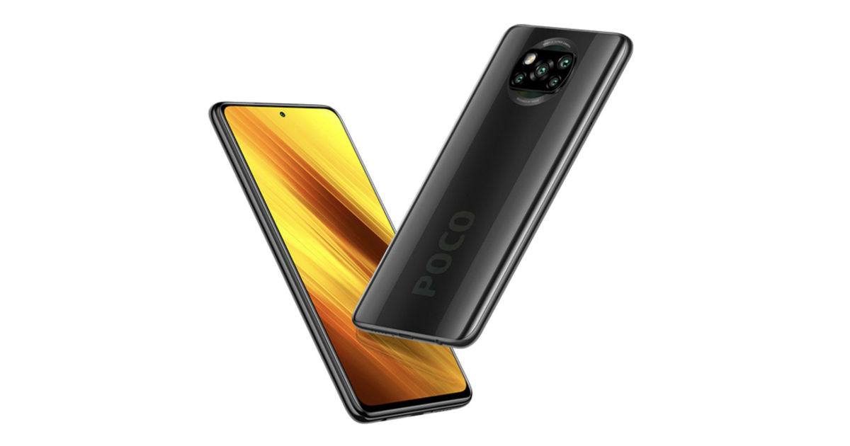 Poco X3 India Launch Today