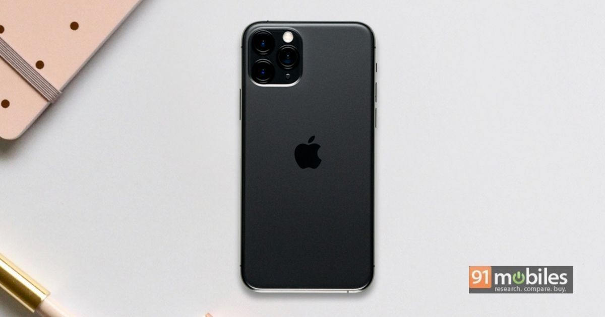Alleged Apple iPhone 12 Pro Max with 6GB RAM, A14 Bionic SoC spotted on AnTuTu - 91mobiles