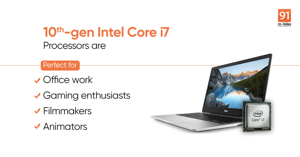 5 Most Affordable 10th Gen Intel Core I7 Laptops 91mobiles Com