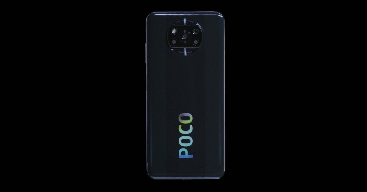 Poco X3 India Launch Teased Price Expected To Be Around Rs 20 000 91mobiles Com