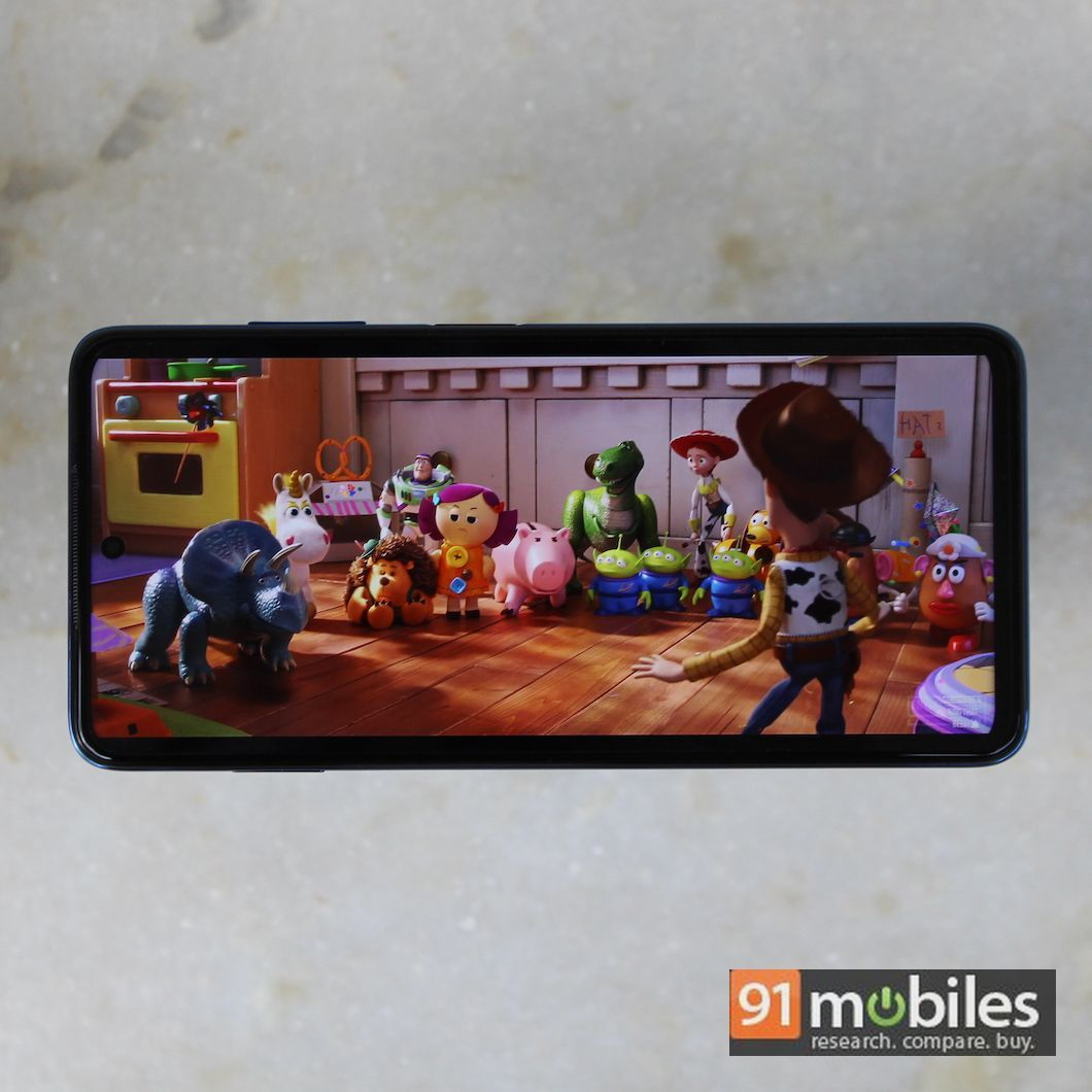 120Hz display phone POCO X3
