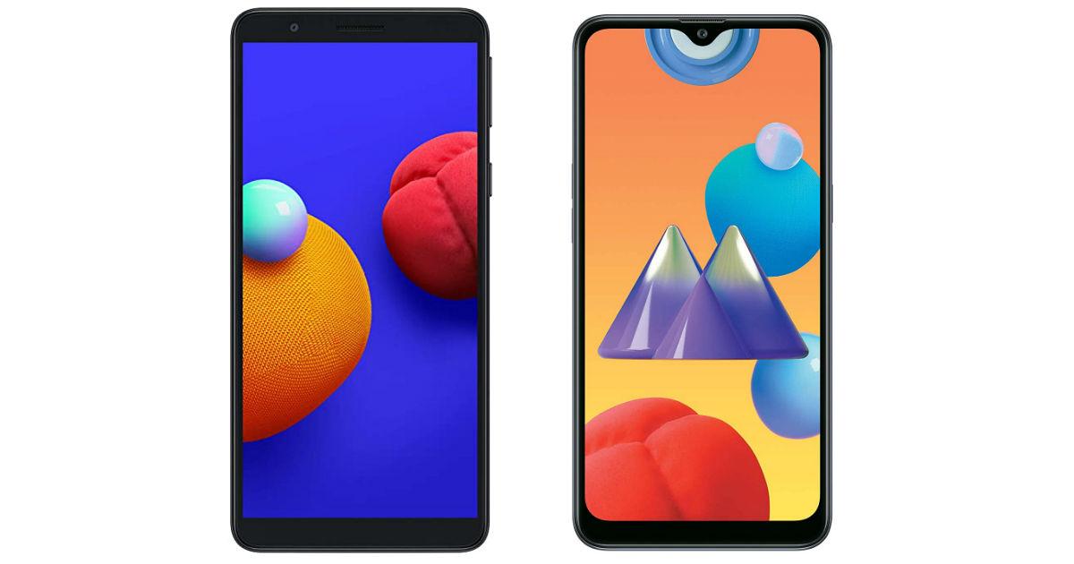 Samsung Galaxy M01 Core, M01s price cut in India