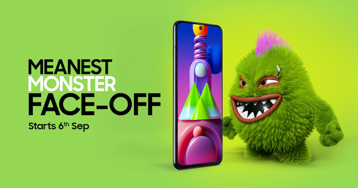 The Monster Gets Meaner Samsung Galaxy M51 Redefines Performance With India S First 7 000mah Battery Snapdragon 730g And Much More 91mobiles Com