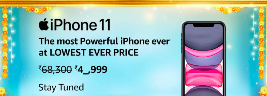 Iphone 11 Iphone Se And Iphone Xr To Get Price Discounts During Upcoming Sales 91mobiles Com