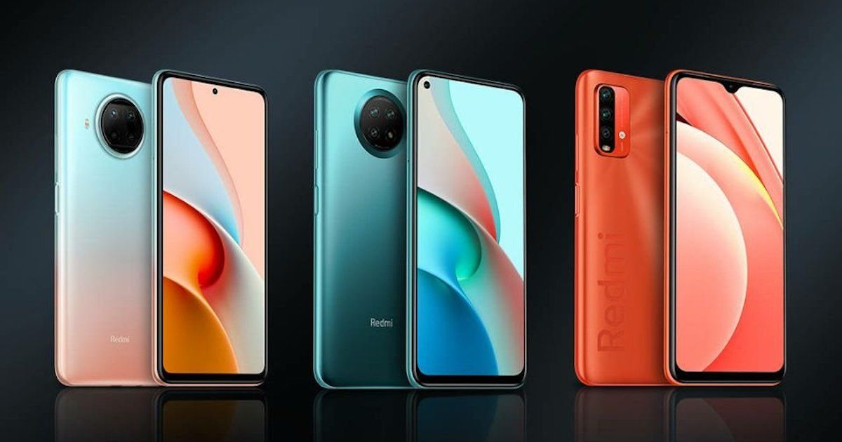 Redmi Note 9 Pro 5g Redmi Note 9 5g And Redmi Note 9 4g Launched Prices Specs 91mobiles Com