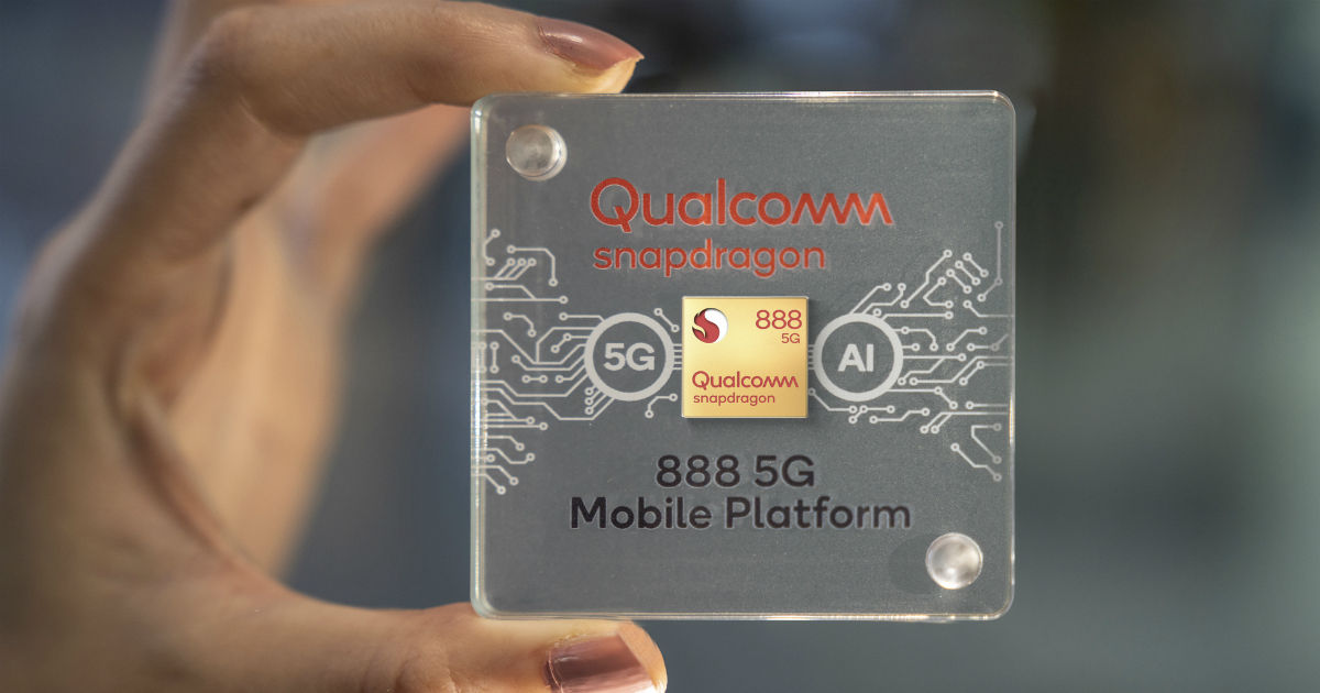 Qualcomm Snapdragon 888 SoC launched for flagship Android phones in 2021 | 91mobiles.com