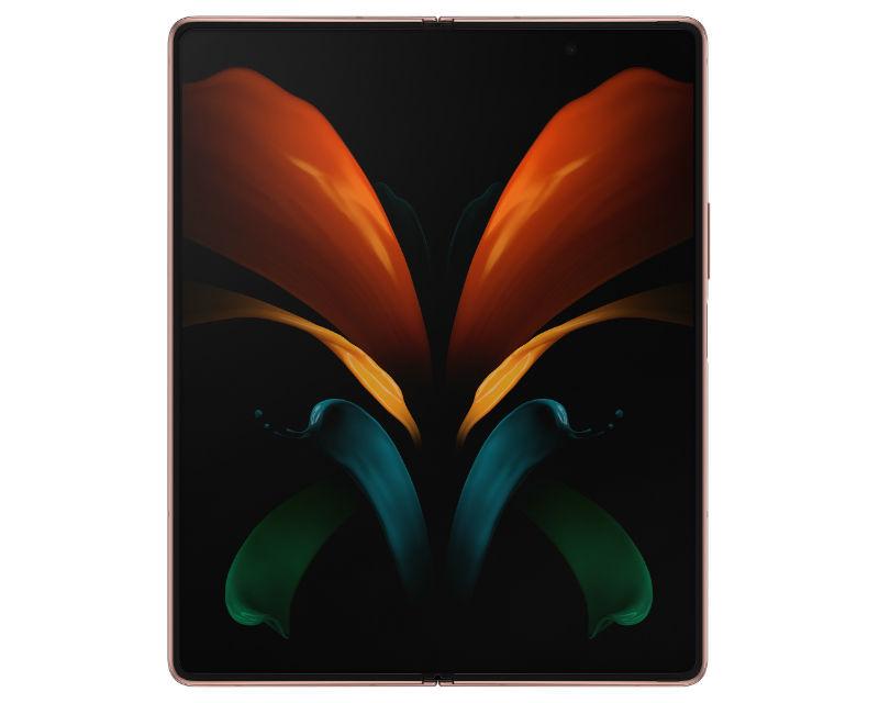 120Hz display phone Samsung Galaxy Z Fold2