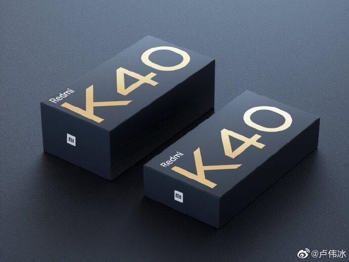 Redmi K40 e Redmi K40 Pro