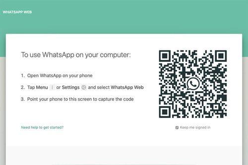 व्हाट्सएप वेब क्या है