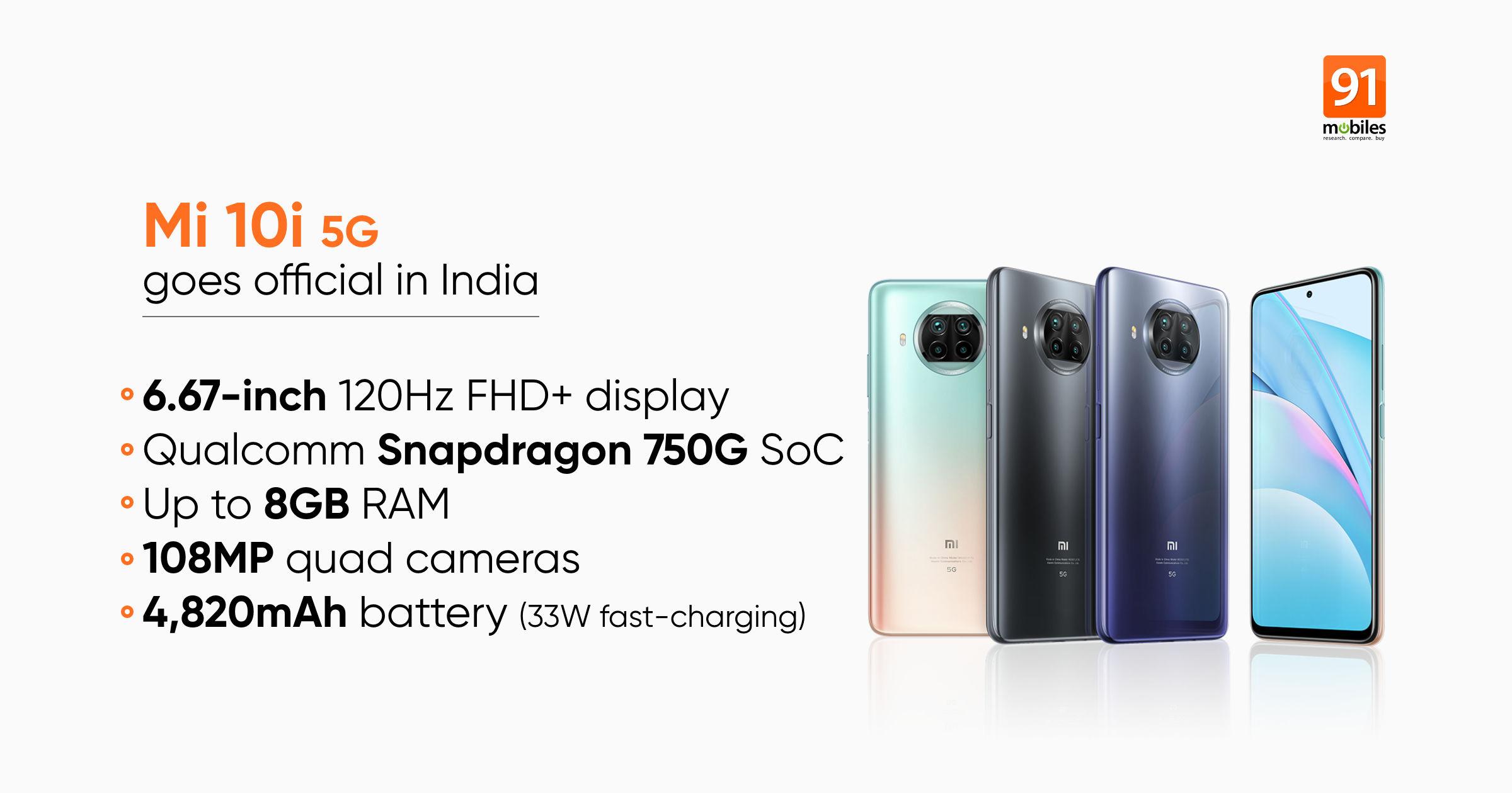 mi 10i india launch feat gama-média, Mi 10i, Notícias, oficial, Portugal, smartphone Android, tecnologia, Xiaomi, Xiaomi Mi 10i