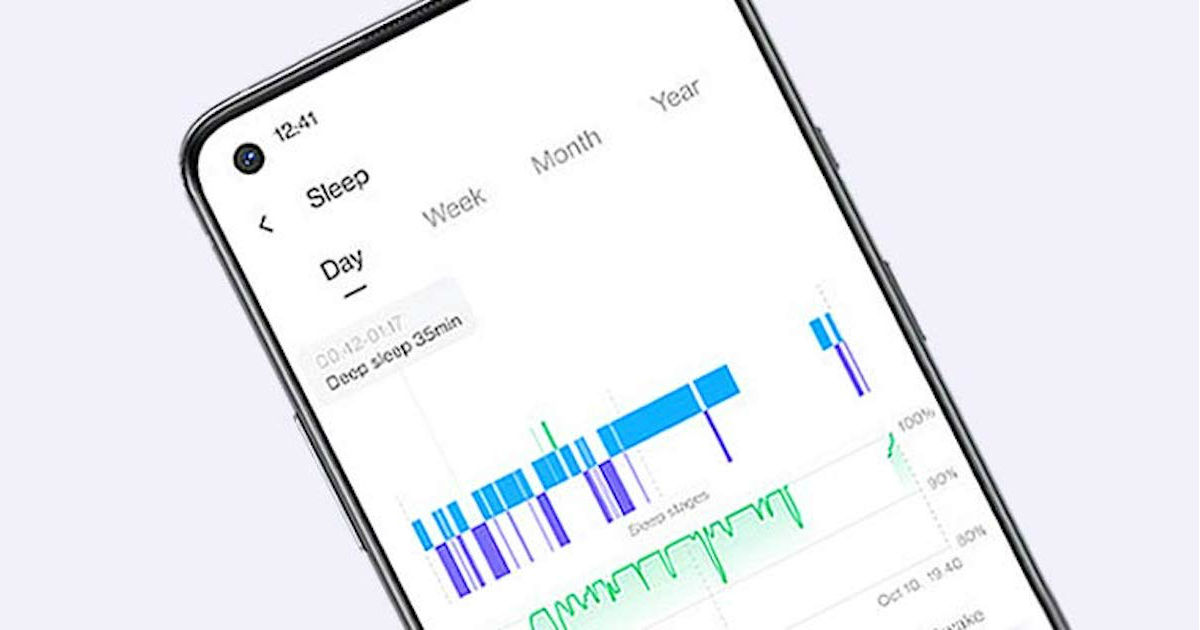 Oneplus Health App For Oneplus Band Tipped 91mobiles Com