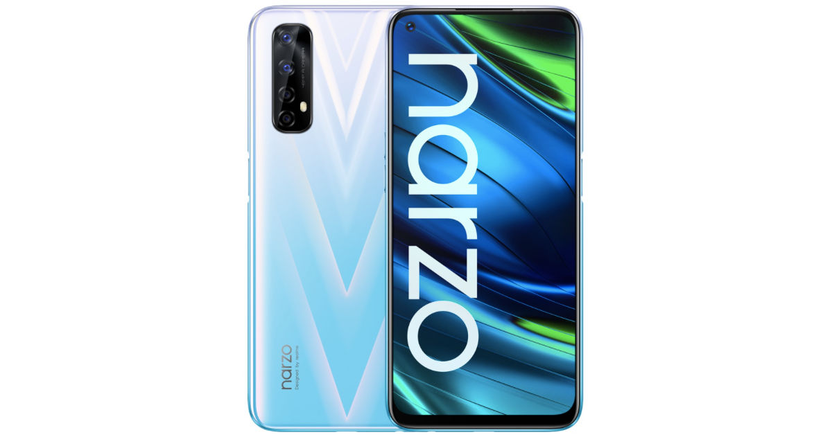 Realme Narzo 30 Pro 5G specs, design spotted in leaked poster - 91mobiles