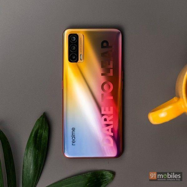 Realme Narzo 30 प्रो प्रतिद्वंद्वियों Realme X7