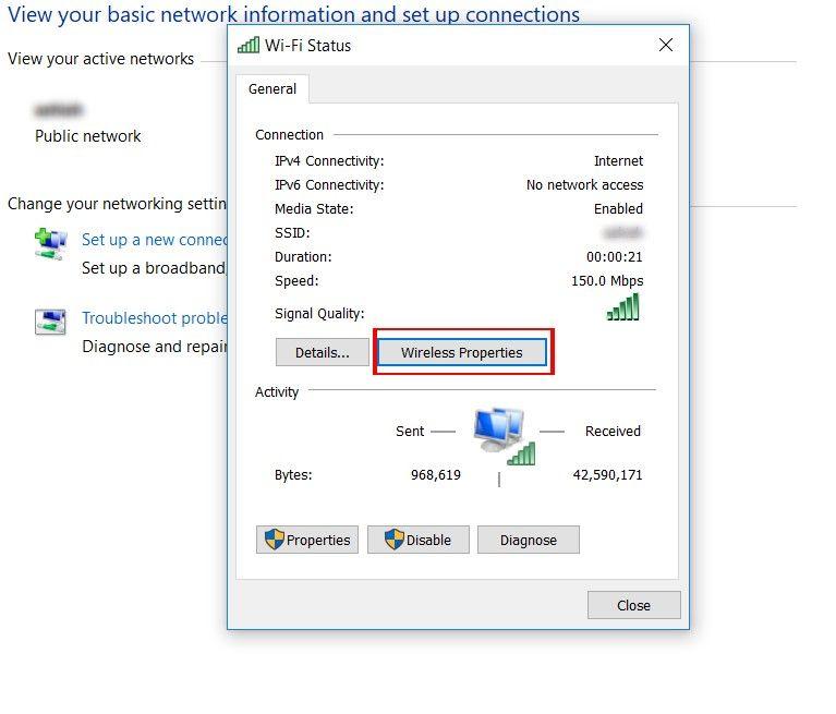 How to change Wifi password (1)