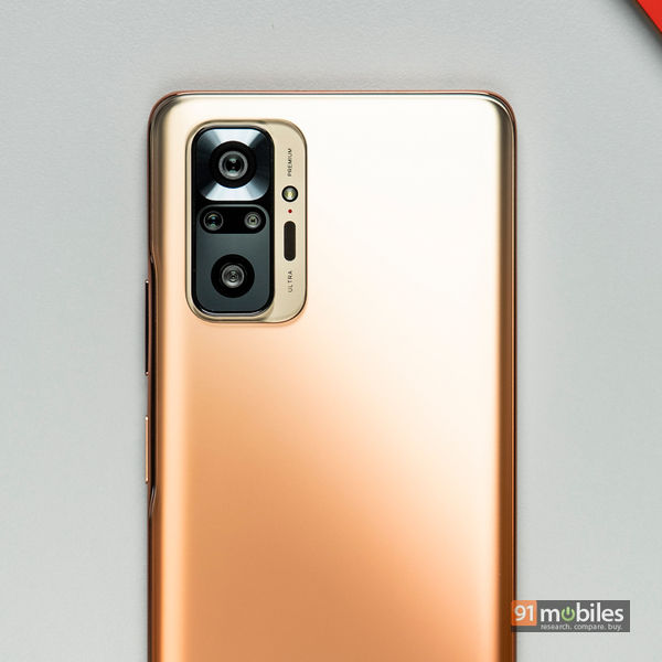 Redmi Note 10 Pro Max vs Realme X7 camera comparison