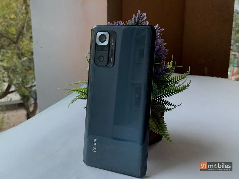 Xiaomi Redmi Note 10 Pro Max unboxing, first impressions, and camera samples: truely loaded