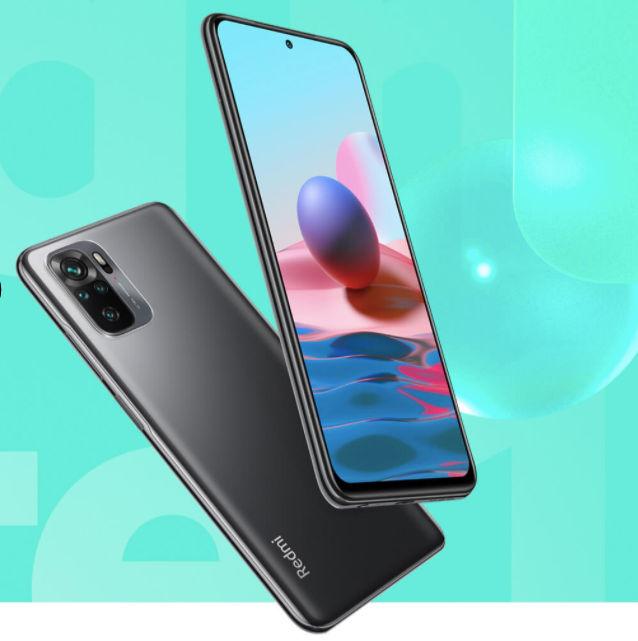 Samsung Galaxy M12 vs Redmi Note 10