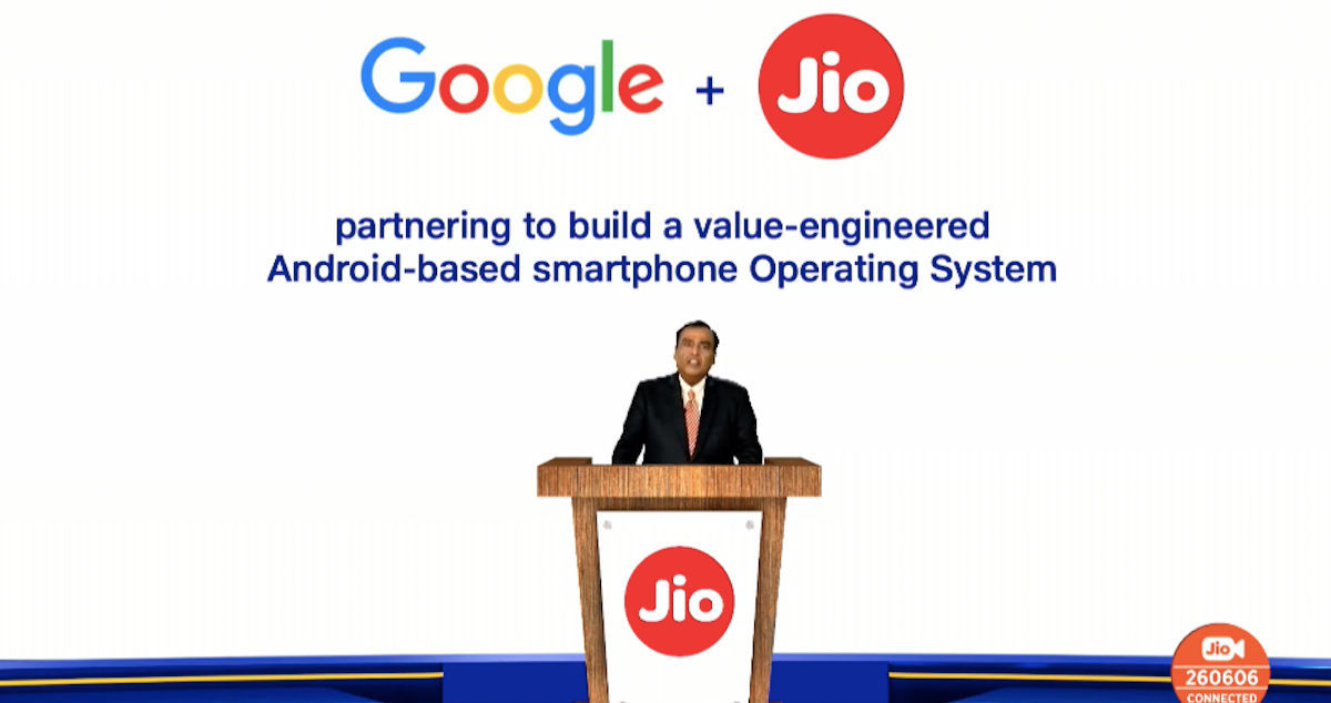 Here's when Jio-Google 5G smartphone and JioBook could launch