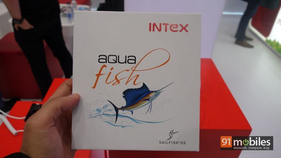 Intex Aqua Fish first impressions 25